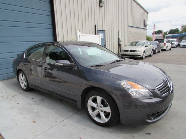 1owner 2008 Nissan Altima Sunroof 3 5l V6 Se 6spd Man Sdn 27 Mpg 08 Knoxville Tn