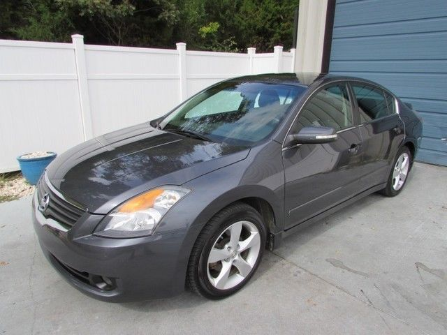 2008 Nissan Altima 3 5 Se 6 Sd Manual Sedan One Owner