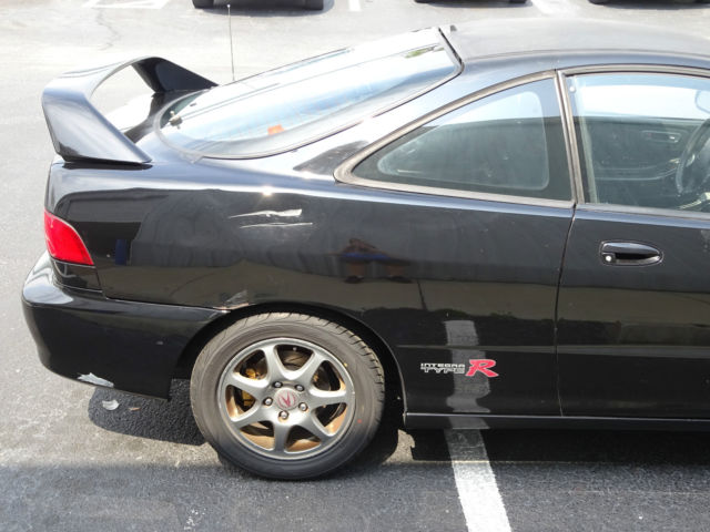 Acura Integra Type R Hatchback Door L Partly Restored Numbers Match