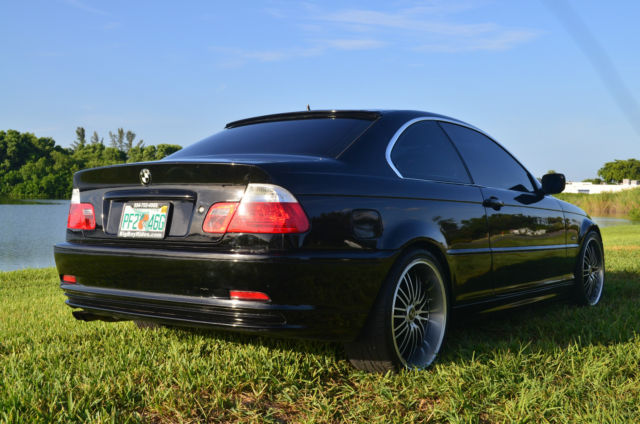 2000 BMW 323CI 3 series coupe Clean Florida Car M3 Clone ...