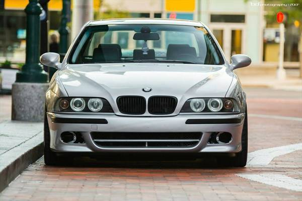 2000 bmw 528i m5 body kit excellent condition 2000 BMW 528I Red