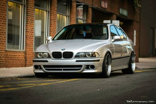 2000 bmw 528i m5 body kit excellent condition. Black Bedroom Furniture Sets. Home Design Ideas
