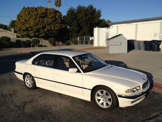 2000 BMW 750iL protection Factory security armored vehicle, full ...