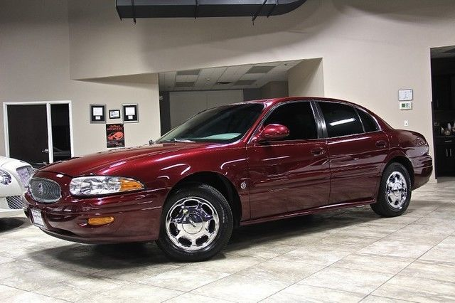 2000 Buick Lesabre Custom Sedan 16 Wheels Concert Sound Ii Extremely Clean  Wow