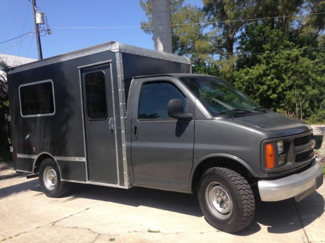 2000 chevy express diesel