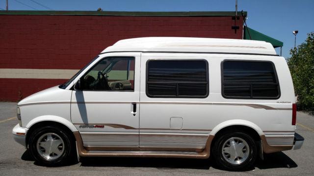 2000 CHEVY ASTRO VAN AWD