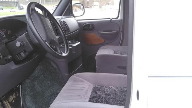 2000 Dodge Ram Van 1500 Conversion