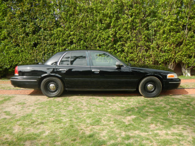 Ford Crown Victoria Special Edition Kenny Brown Panther  Miles