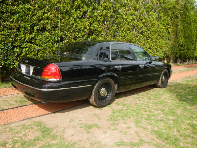 Ford Crown Victoria Special Edition Kenny Brown Panther