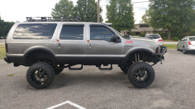 2000 Ford Excursion Limited Sport Utility 4-Door 6.8L ...