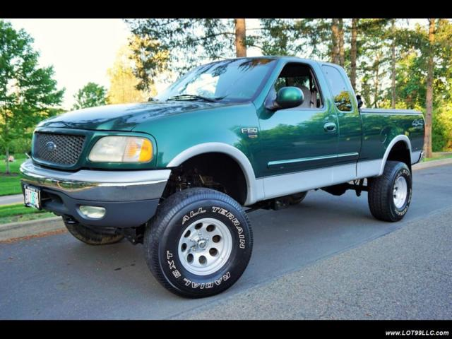 2000 Ford F 150 Xlt Fabtech Lift Kit Lifted 4x4