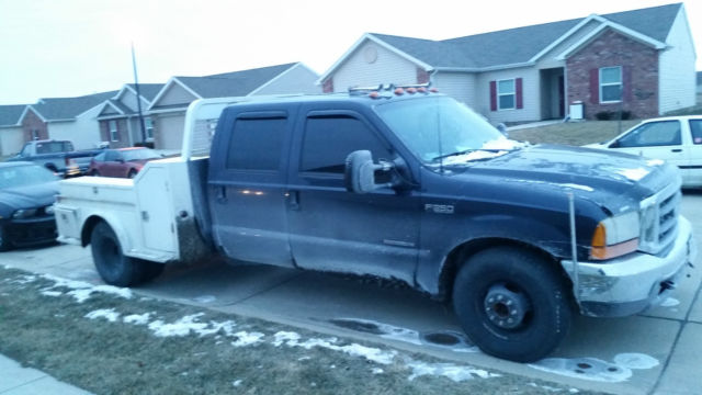 Ford F Superduty Diesel Dually W Low Profile Hauler Bed on Ford 7 3 Powerstroke Map Sensor Location
