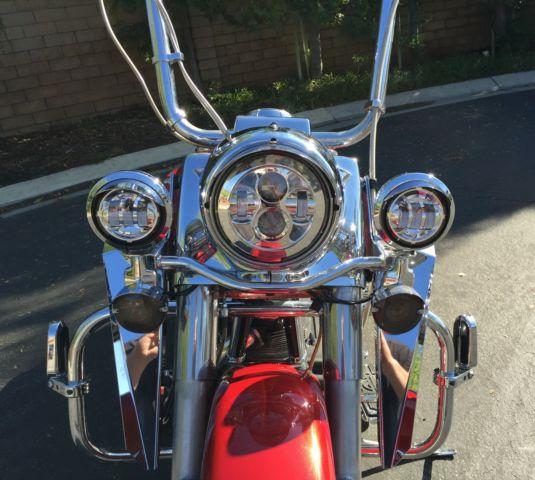 2000 Harley Davidson FLHR Road King, LEDs Lights