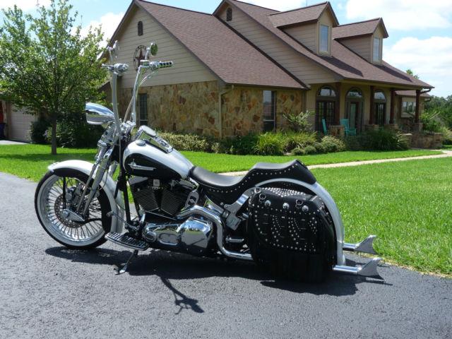 2000 Harley Davidson Flsts Heritage Springer Softail