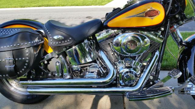 2000 Harley Davidson Heritage Softail Classic FLSTC