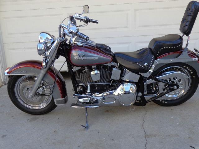 2000 Harley Davidson Heritage softail (spcn)