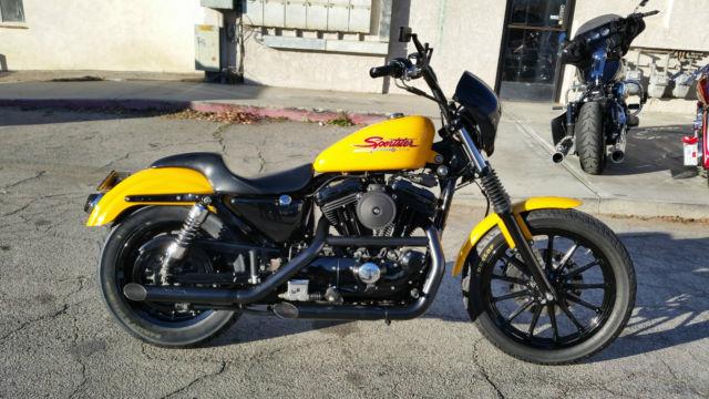 Harley Davidson Sportster Club Style on Bobber Wiring
