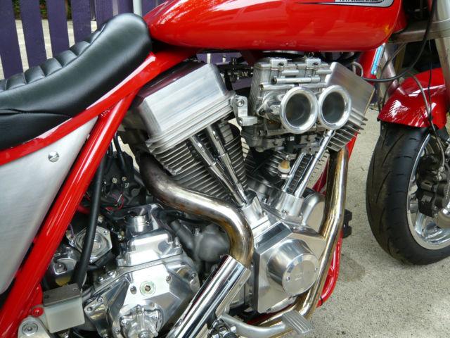 Fxr For Sale >> 2000 Harley-Davidson Sputhe Engine on FXR frame by Chopper Guys Unique build