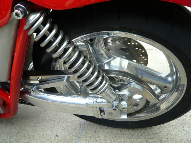 Used Harley Davidson Wheels >> 2000 Harley-Davidson Sputhe Engine on FXR frame by Chopper ...