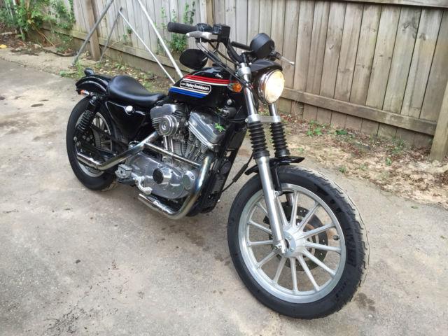 2000 Harley Sportster 883 Tracker