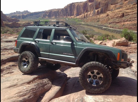 2000 Jeep Cherokee XJ Built for - 54.8KB
