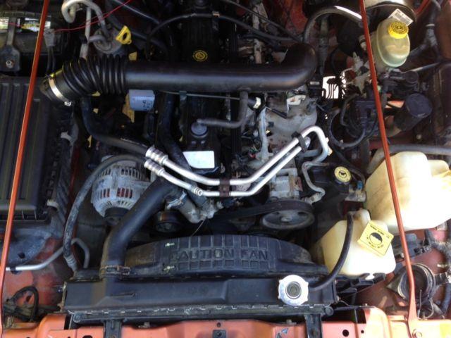 2000 Jeep Wrangler Sport TJ 4.0L 6cyl Lifted ~130,000 Miles