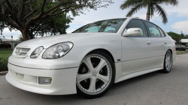 2000 Lexus Gs400 L Tuned By Rod Millen Motorsports Like New Inside And Out Wow