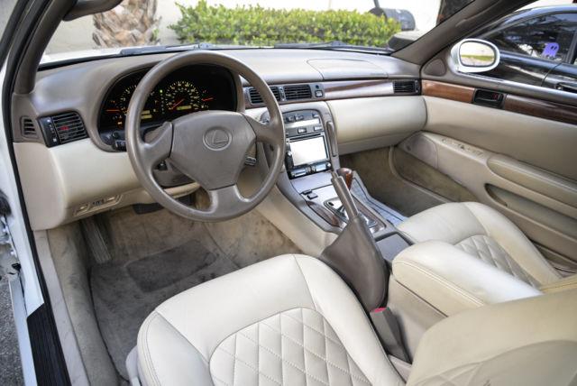 Used Cars Florida >> 2000 Lexus SC300 434HP Single Turbo 2JZGTE Auto Couture VIP Custom Interior