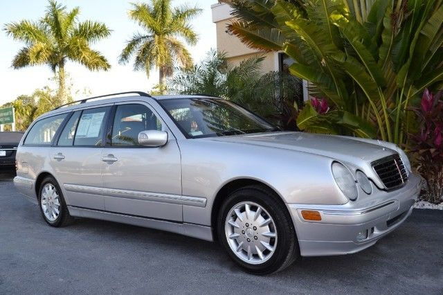 2000 mercedes benz e320 florida wagon 3rd row seat for 2000 mercedes benz e320 wagon