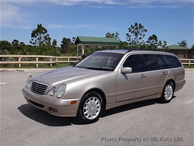 2000 mercedes benz e320 wagon 4matic 7 passenger 3 2l v6 for 2000 mercedes benz e320 wagon