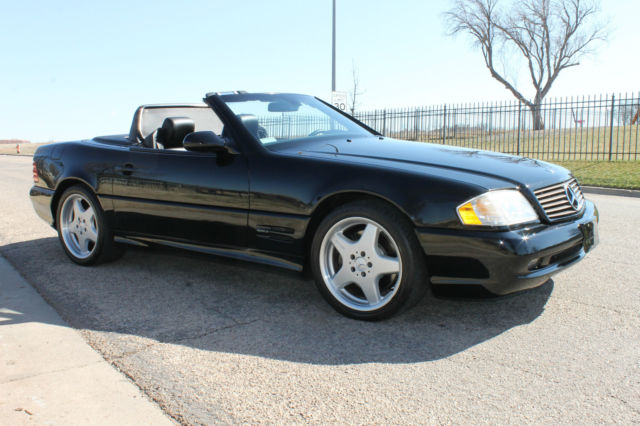 2000 mercedes benz sl500 amg sport vehicles markets com