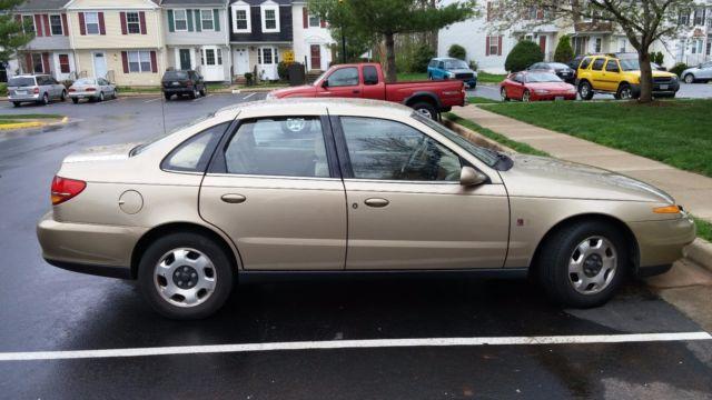 2000 Saturn L Series Ls2