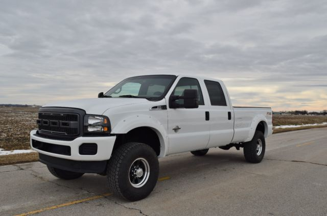 2000 w 2014 conversion ford f250 7 3 powerstroke diesel 6spd manual 4x4 crew. Black Bedroom Furniture Sets. Home Design Ideas