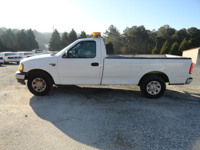 2000 white ford f150 cng truck long bed with light bar one owner. Black Bedroom Furniture Sets. Home Design Ideas