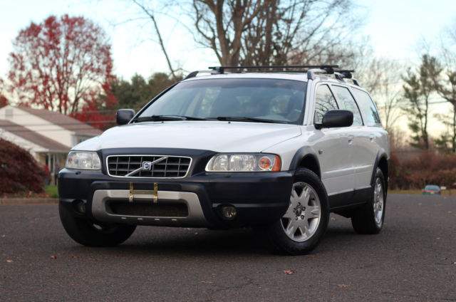 2001-2007 2005 Volvo XC70 2.5T Wagon AWD Turbo V70 Cross ...