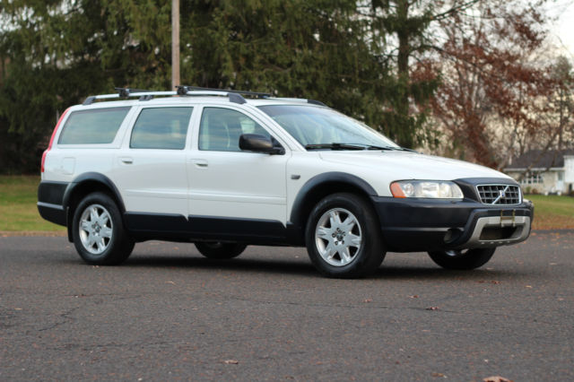 2001-2007 2005 Volvo XC70 2.5T Wagon AWD Turbo V70 Cross Country Clean Serviced