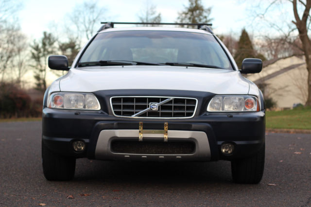 Volvo Xc T Wagon Awd Turbo V Cross Country Clean Serviced on 2001 Volvo V70 Turbo Wagon