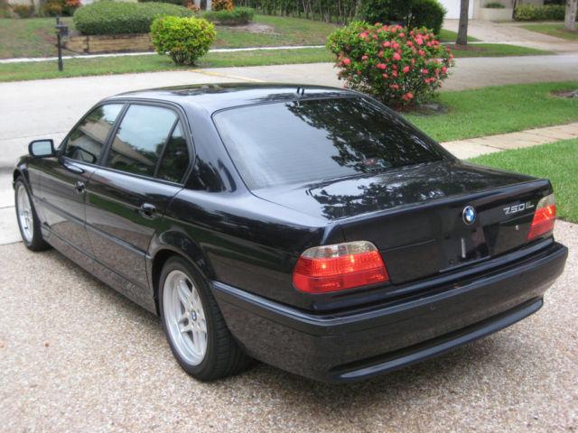 2001 Bmw 750il V