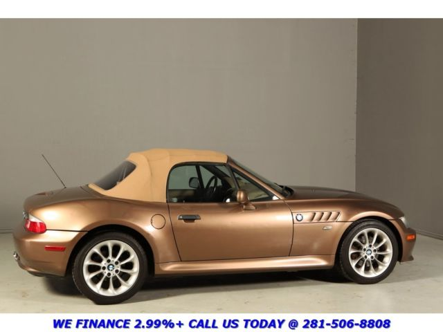 2001 Bmw Z3 3 0i Convertible 5speed M Sport Roadster