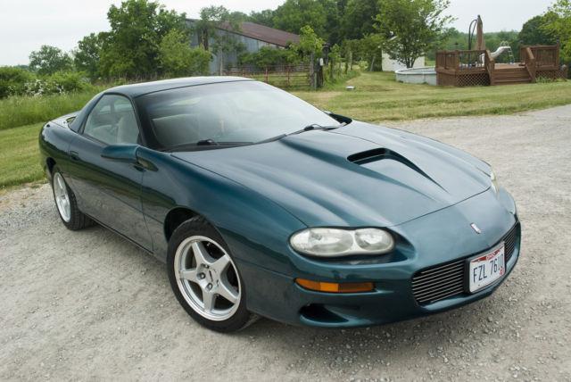 2001 Camaro V6 5 Speed Ss Clone