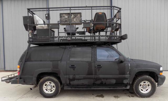 2001 chevrolet suburban top drive hunting vehicle 2500 for 2001 suburban window motor