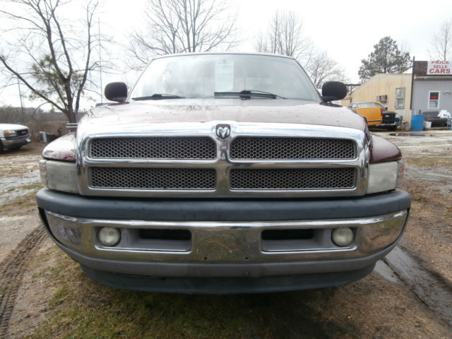 2001 dodge ram 1500 slt laramie extended cab pickup 4 door 5 2l low reserve. Black Bedroom Furniture Sets. Home Design Ideas