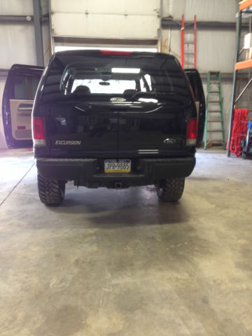 2001 Ford Excursion Lifted Very Clean Remote Start Alarm System