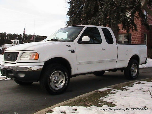 2001 ford f150 xlt 4x4 extended cab 4 door. Cars Review. Best American Auto & Cars Review