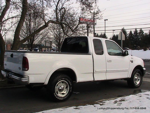 2001 ford f150 xlt 4x4 extended cab 4 door. Black Bedroom Furniture Sets. Home Design Ideas