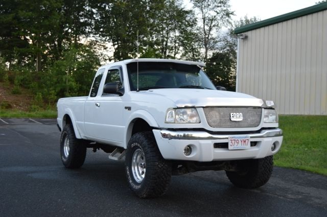 2001 ford ranger xlt extended cab pickup 4 door 4 0l 4x4. Black Bedroom Furniture Sets. Home Design Ideas