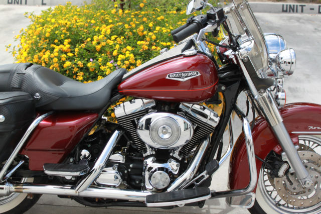 2001 Harley Davidson Flhrci Road King Classic Reserve Touring Pictures