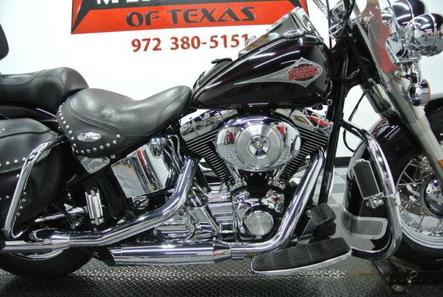 2001 Harley Davidson Flstc Heritage Softail Classic