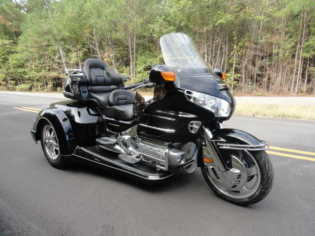 Honda Rome Ga >> 2001 HONDA GOLDWING GL 1800 w/ NEW ROADSMITH TRIKE CONVERSION KIT
