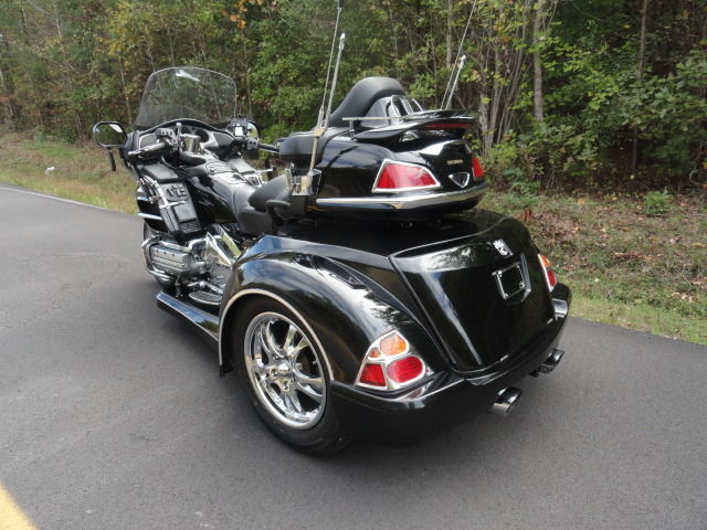 Honda Rome Ga >> 2001 HONDA GOLDWING GL 1800 w/ NEW ROADSMITH TRIKE CONVERSION KIT